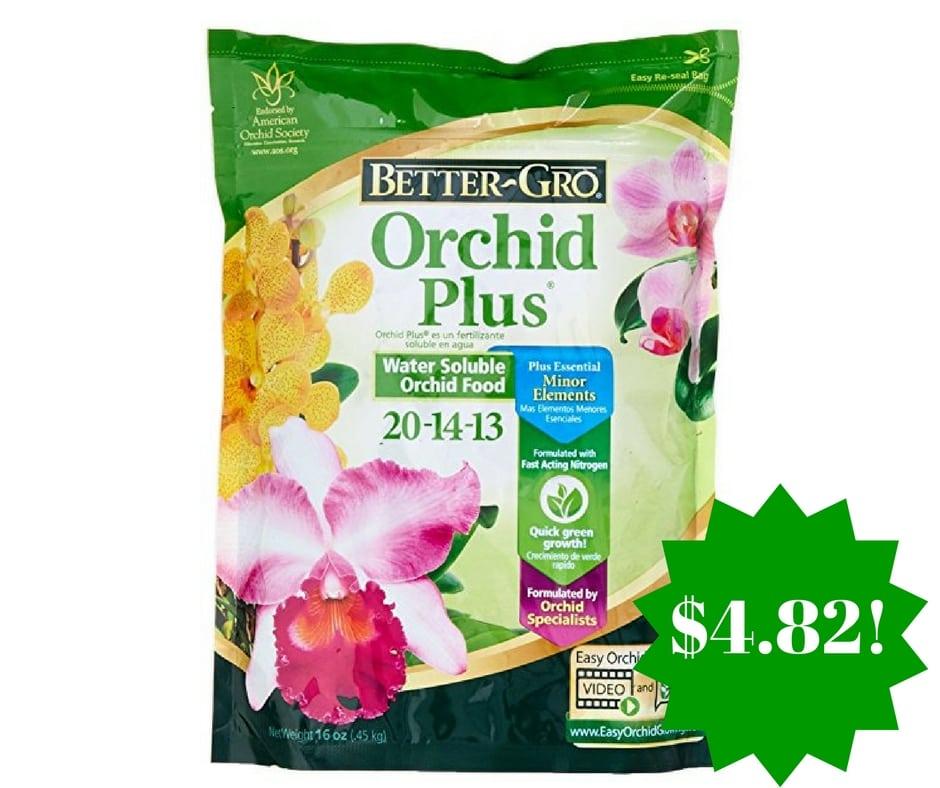 Amazon: Sun Bulb Better Gro Orchid Plus Only $4.82 (Reg. $14)