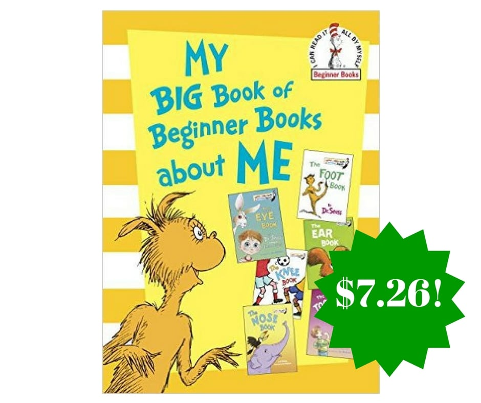 Amazon: My Big Book of Beginner Books About Me (Beginner Books) Only $7.26 (Reg. $17)