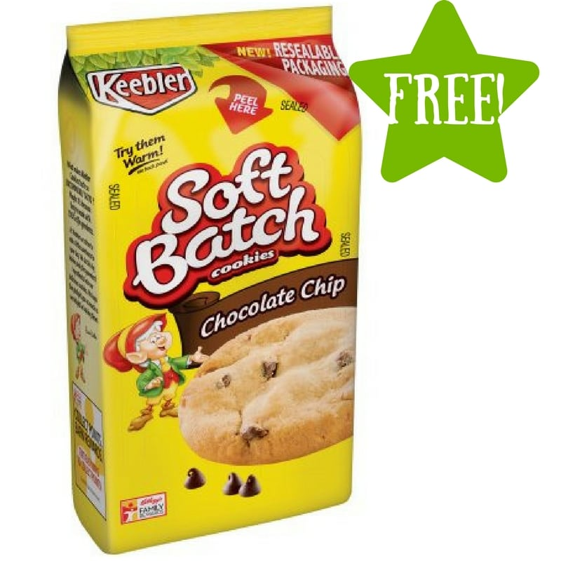 Dollar Tree: FREE Keebler Soft Batch Chocolate Chip Cookies