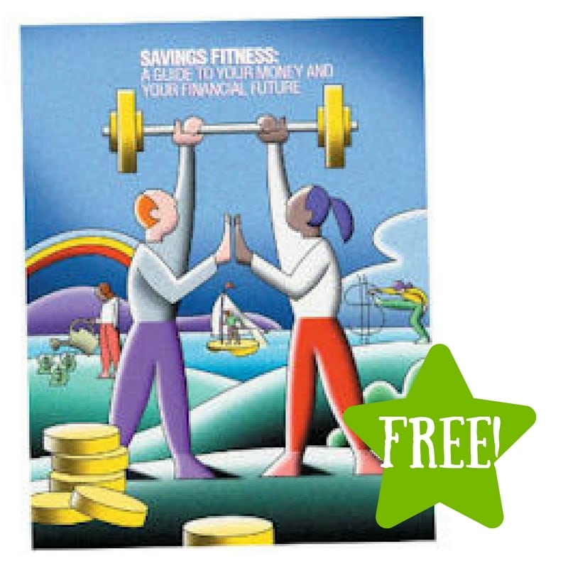 FREE Copy of Savings Fitness Booklet
