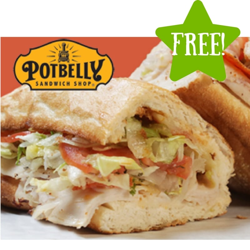 Potbelly coupons