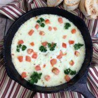 Olive Garden Mozzarella Fonduta