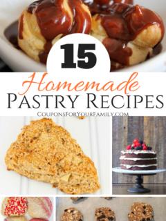 Pastry Recipes