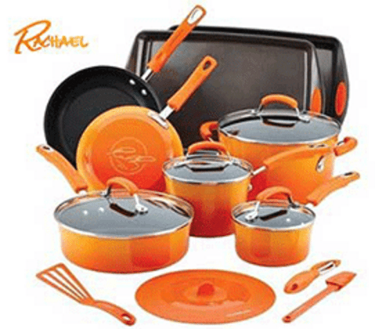 Enter to win Rachel Ray Cookware set!! **drawing 4/28**