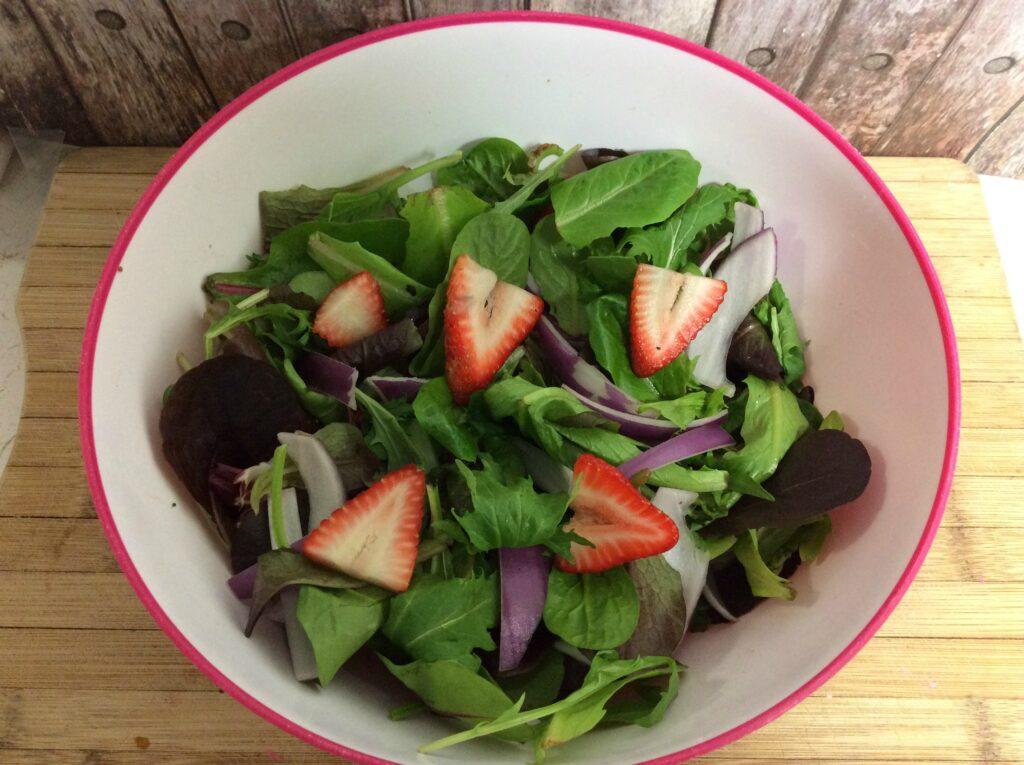 easy healthy gluten free chicken salad with bacon recipe