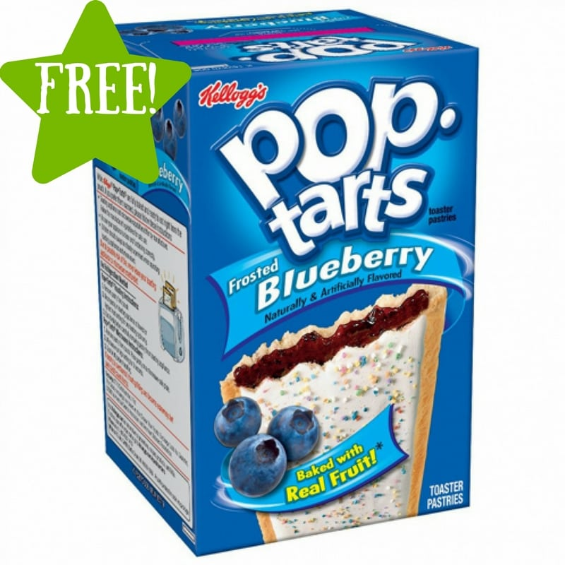 Dollar Tree: FREE Kellogg's Pop-tarts Toaster Pastries