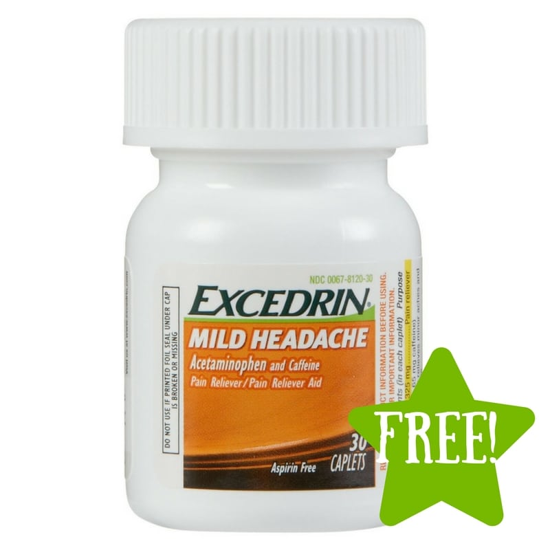 Dollar Tree: FREE Excedrin Mild Headache