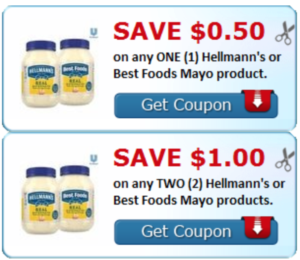 Hellmanns Coupons