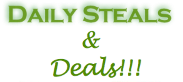 Daily Steals & Deals