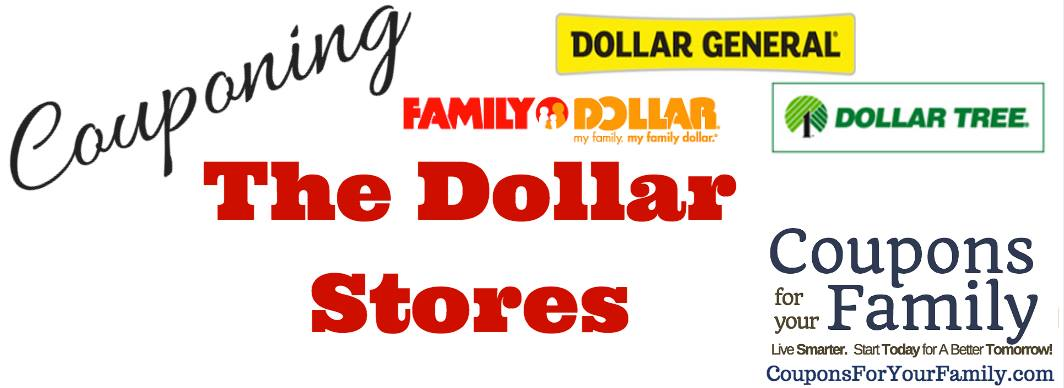 couponing the dollar stores