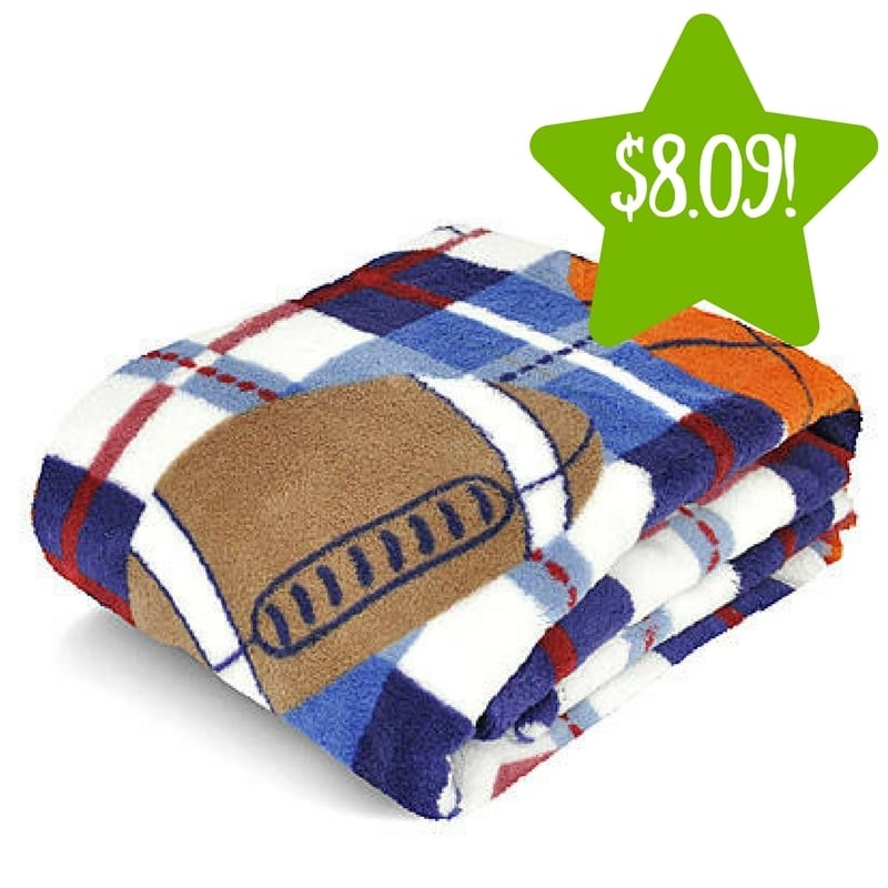 Kmart: Piper Champion Throw Only $8.09