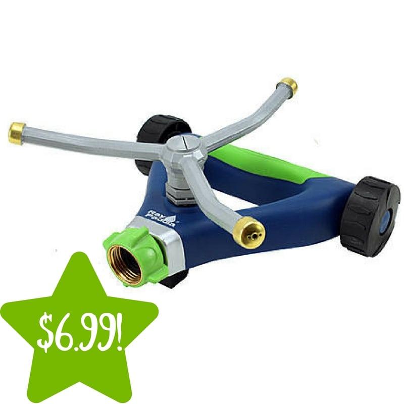 Sears: Ray Padula 3 Arm Revolving Sprinkler Only $6.99 (Reg. $13)