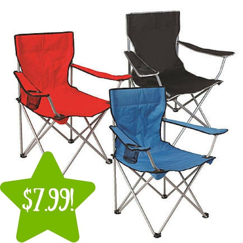 Kmart: Northwest Territory Lightweight Chair Only $7.99 (Reg. $12)