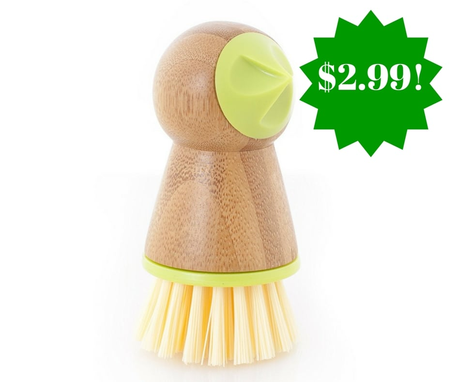 Amazon: Tater Mate Eye-removing Potato Scrubber Only $2.99 (Reg. $5)