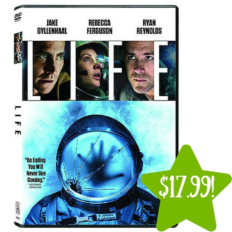 Kmart: Life (DVD) Only $17.99
