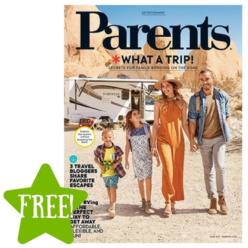 FREE Parents Magazine Subscription (2 Offers)