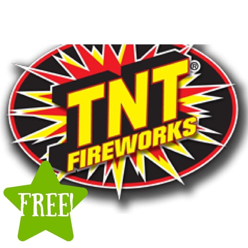 FREE TNT Fireworks Kit