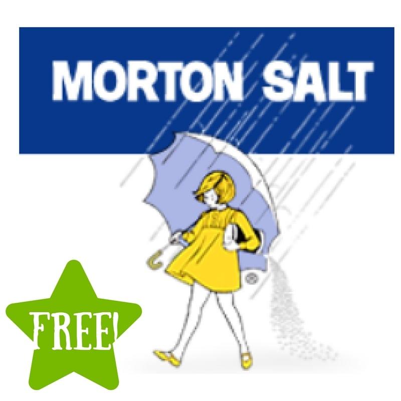 FREE Morton Salt Water Test Strips
