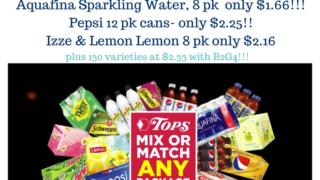tops markets beverage bonanza