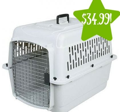 Kmart: Petmate Pet Porter Medium Sized Kennel Only $34.99 (Reg. $90, Today Only)