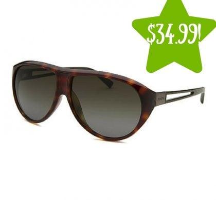Kmart: TOD'S Women's Shield Havana Sunglasses Only $34.99 (Reg. $175, Today Only)