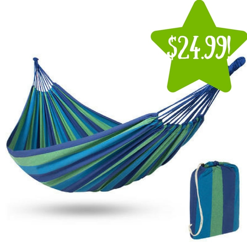 Kmart: Best Choice Products Brazilian Hammock Only $24.99 (Reg. $150, Today Only)