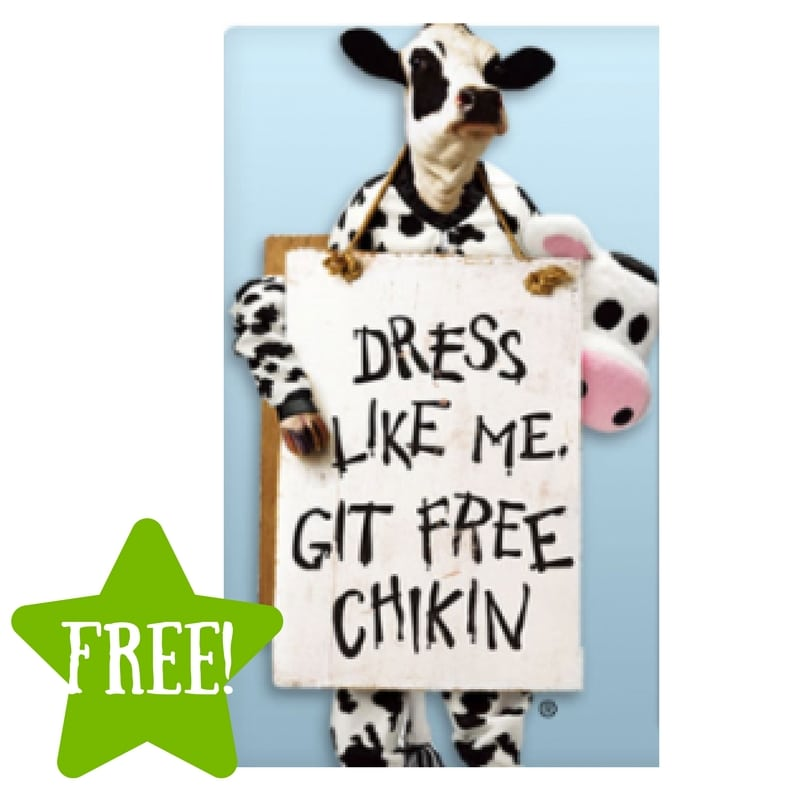 FREE Entree at Chick-Fil-A on 7/11