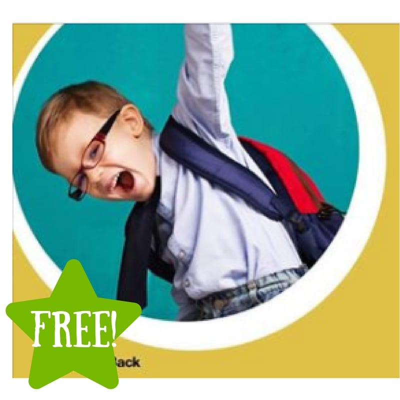 FREE Backpack Filled with School Supplies at Verizon Wireless (7/23 Only)