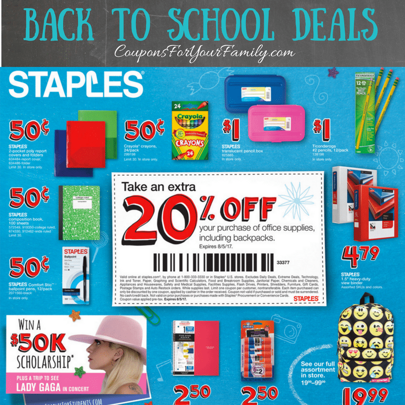 Find Back To School promo codes and online discounts at CouponCause. When you use our Back To School discount codes, you save and we donate!