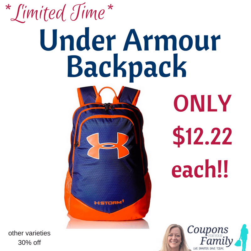 Shop Boys' Backpacks from Under Armour. They're super tough, water-resistant, and designed to handle anything. FREE SHIPPING available.