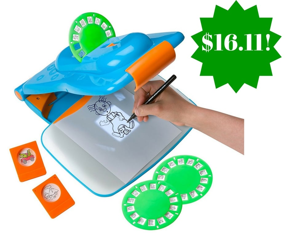 Amazon: ALEX Toys Artist Studio Draw Like A Pro Only $16.11 (Reg. $53)