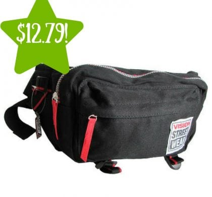 Sears: Vision Street Wear 'Sling Pack' Cross Shoulder Skater Bag Only $12.79 (Reg. $30)