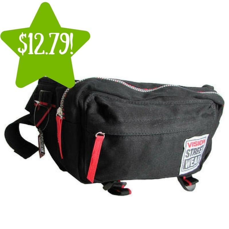 Sears: Vision Street Wear 'Sling Pack' Cross Shoulder Skater Bag Only $12.79 (Reg. $30)