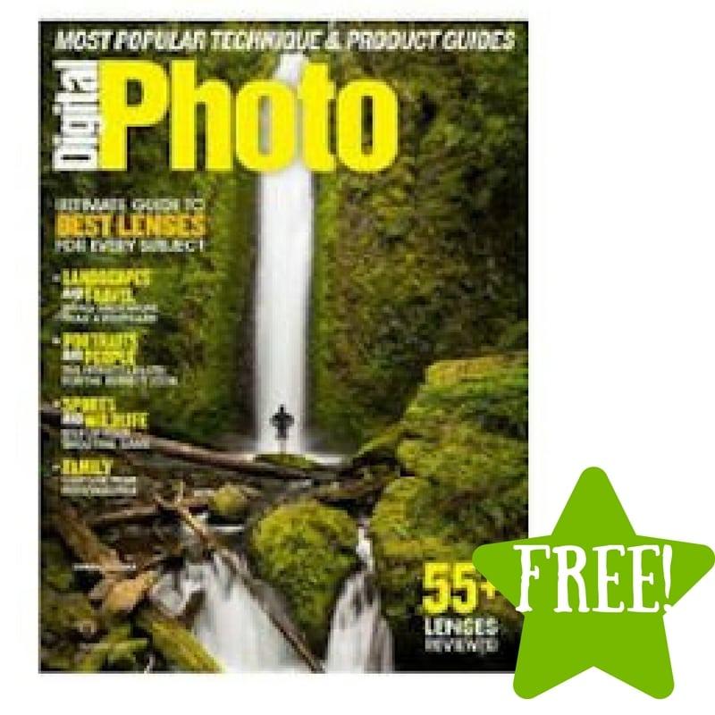 FREE Digital Photo Pro Magazine Subscription