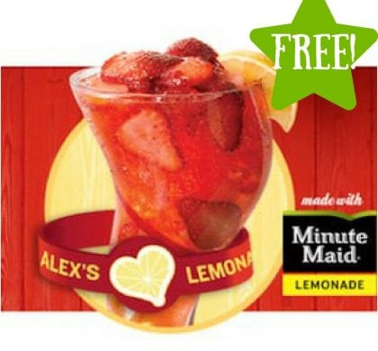 FREE Freckled Lemonade at Red Robin (8/20 Only)