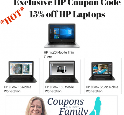 Hp desktop pc coupon codes