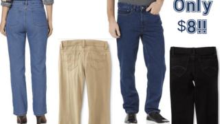 kmart jeans blowout