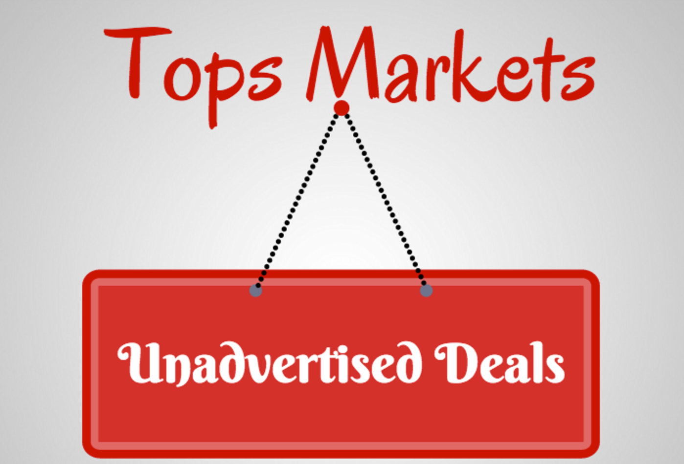 More Tops Unadvertised Deals plus the ad scan for Sunday is live! Free Taco Seasoning, $4.99 Tim Hortons Coffee & more