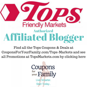Tops Markets Coupon Policy Topps Click-to-Card Coupons – You can only use one manufacturer's Click-to-Card OR one manufacturer's paper coupon per item. You CAN stack a Tops Store Click-to-Card coupon with a manufacturer's paper coupon. Catalina Network Checkout Coupon Offers. DEALS under $1 are highlighted in RED.