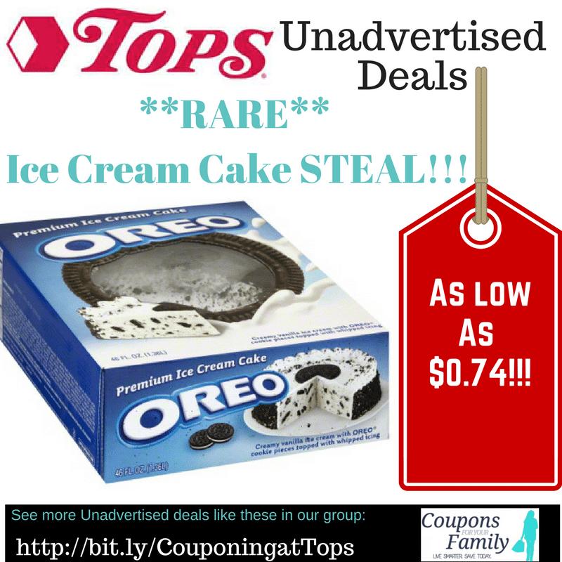 Oreo Ice Cream Cake Price