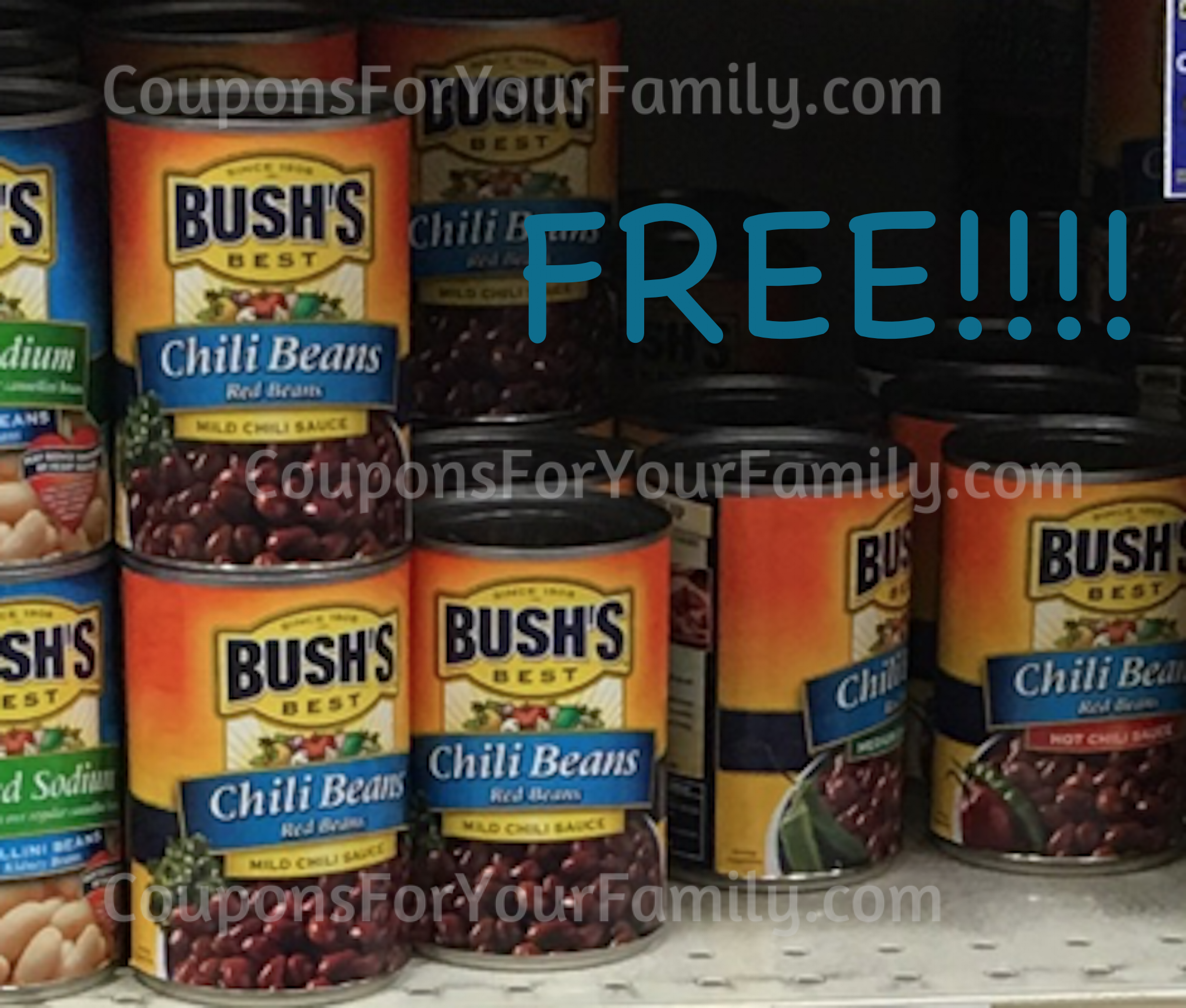 graphic relating to Chili Printable Coupons named Brooks chili beans discount codes printable : Coupon toyota section entire world