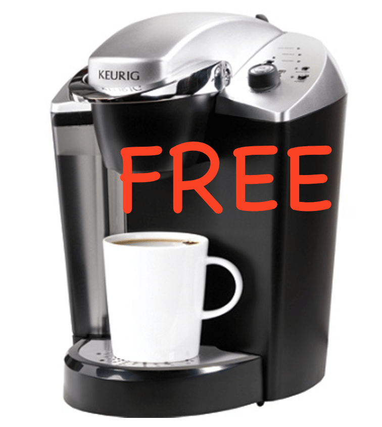 Hurry Get A Free Keurig Coffee Brewer Now While Offer Is