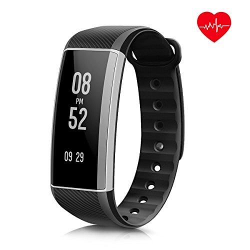 *HOT DEAL* Fitness Tracker w/Sleep & Heart Monitor for under $20 with coupon code!!