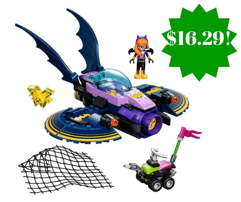 Amazon: LEGO DC Super Hero Girls Batgirl Batjet Chase Only $16.29 (Reg. $25)