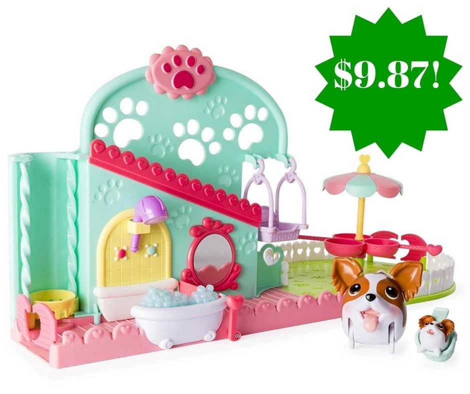 Amazon: Chubby Puppies & Friends Pet Fun Center Only $9.87 (Reg. $30)