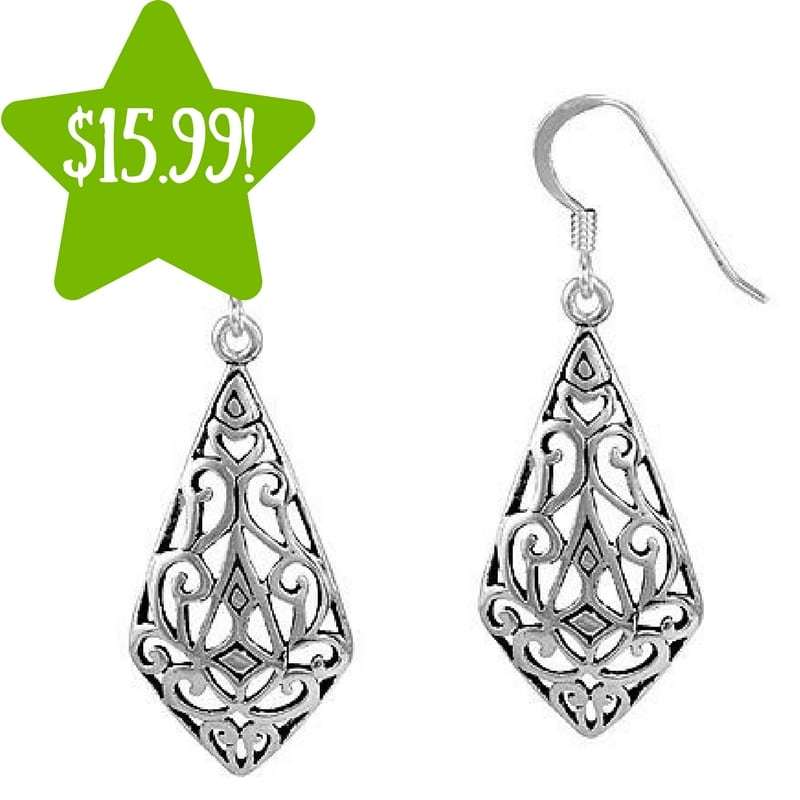 Kmart: Filigree Tapered Earrings Only $15.99 (Reg. $100, Today Only)