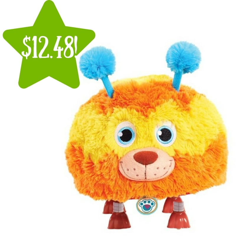 Target: Doc McStuffins Bump n Go Squibbler Only $12.48 (Reg. $25)