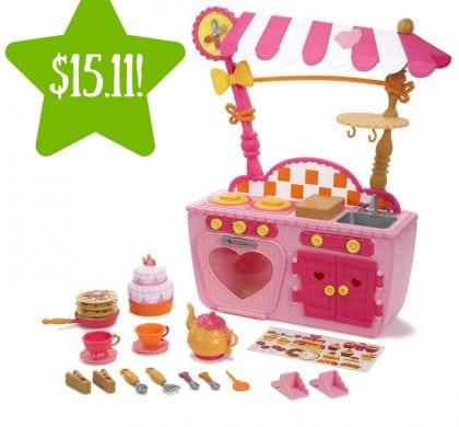 Amazon: Lalaloopsy Magic Play Kitchen and Café Only $15.11 (Reg. $70)