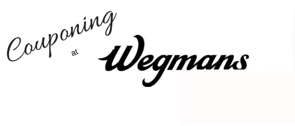 Couponing at Wegmans