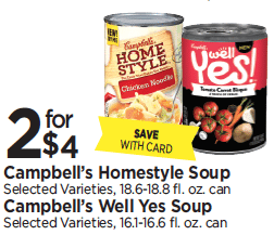 Are you ready for FREE Yes Soup at Tops Markets starting Sunday 10/15??
